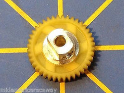 JK Products 72 Pitch 40 Tooth 3/32 axle spur gear from Mid America Raceway