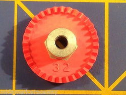 Parma #70152 1/8 axle 48 Pitch 32 Tooth Crown Slot Car Gears Mid America Raceway
