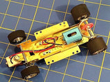 H&R CH03  Hard Body RTR Chassis 1/24 Slot Car  from Mid America Raceway