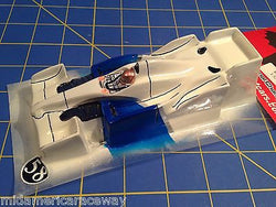F-1 Eurosport 32 scale painted body 1/32 from Mid America Raceway 58