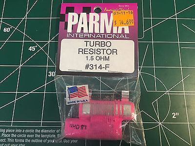 PARMA #311F 1.5 Ohm Turbo Controller Resistor from Mid America Raceway