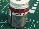Pactra RC67 Metallic Burgandy Lexan Paint 2/3 oz MidAmerica