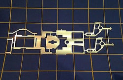 WRP C-02 PRO Inline chassis KIT Drag Slot Car Chassis Kit 1/24 from Mid-America