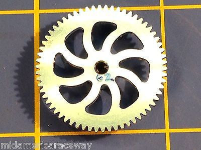 Sonic Light 3/32 64 Pitch 62 Tooth Aluminum Drag Spur Gear Mid America Raceway
