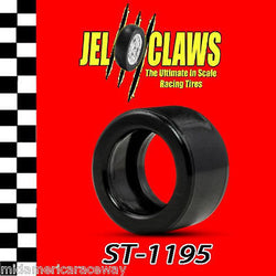 ST1195 1/32 Scale Slot Car Tire for Slot It Porsche 956 and Nissan GT 1 Race Car