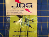 JDS 2006 Sportsman F/C Altered Sidewinder 1/24 Drag Chassis Mid America Raceway
