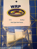 WRP A-10 Hemi Hood Scoop 1/24 Drag Slot Car from Mid America Raceway