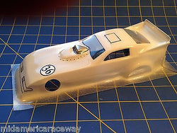 #36 Painted  Funny Car Lexan 1/24 Drag body from  Mid-America Raceway
