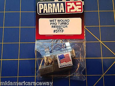 PARMA #311F 3 Ohm Wet Wound Controller Resistor from Mid America Raceway