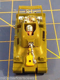 AURORA HO Magnatraction PEACE TANK slot car body b1924  From Mid-America Raceway