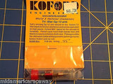 Koford M468-Box Gr 12 armature .518 45° 1/24 Slot Car  Mid-America Raceway