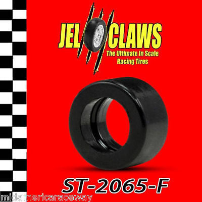 Jel Claws ST-2065F HO 1/64 Scale Four Gear Ultra G Chassis, Front Tire
