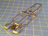 DRS - DRS-04  Pro Cee Fiero Chassis Assembled 1/24 Drag from Mid America Raceway