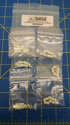 6 Lucky Bob's LB8187 1/8 x .187 Axle Spacers 1/24 from Mid-America Naperville