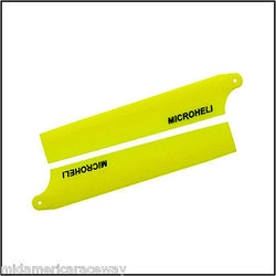 MicroHeli Main Blade 85mm (YELLOW) BLADE NANO CPX MH-NCPX003YL