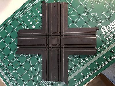 Aurora AFX 1971 Speed-Lok HO Slot Car 90 DEGREE INTERSECTION 4-WAY 2523