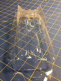 Vintage Lancer .015 Clear Lexan Batmobile 1/24 scale BZ from Mid-America Raceway