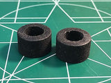 AURORA AFX 4 GEAR SPECIALTY CHASSIS DRAGSTER REAR TIRES 1pair Mid-America