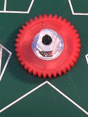 Red Fox 64 Pitch 38 Tooth 3/32 axle spur gear from Mid America Raceway