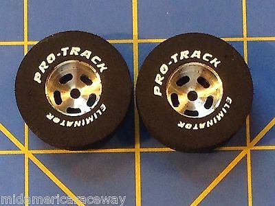 Pro Track Custom TQ 1.01  x .435 Rear Drag Tires #N164 from Mid America Raceway