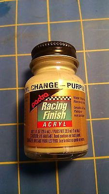 Pactra RC5712 Change Purpl 1oz Acrylic Racing Finish Polycarbonate Lexan Paint