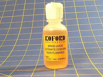 Koford M386 Braid Juice Ultimate Cooling 1/24 slot car Mid America Raceway