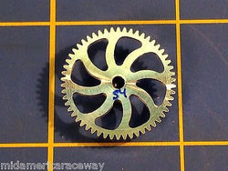 Sonic Light 3/32 64 Pitch 54 Tooth Aluminum Drag Spur Gear Mid America Raceway
