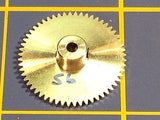 Sonic 3/32 axle 64 Pitch 56 Tooth Aluminum Drag Spur Gear Mid America Raceway