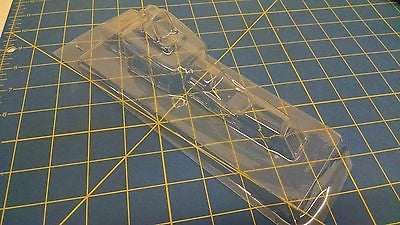 Straightlines SL70 '23 Ford Altered Lexan Drag body 1/24  Mid-America