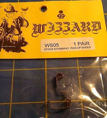 WIZZARD WS05 Stock Storm / Patriot  Pick-UP Shoes Mid America