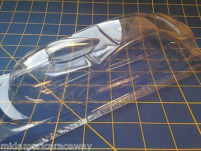 Straightlines '06 Dodge Stratus Pro Stock Clear Lexan Drag Body SL53 Mid-America