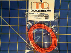 TQ  Wire 10' Superflex 2 Leadwire 441 Strand Orange #100 from Mid America