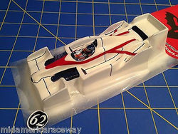 F-1 Eurosport 32 scale painted body 1/32 from Mid America Raceway 62