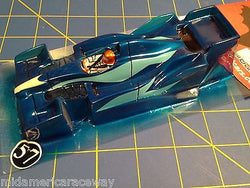 F-1 Eurosport 32 scale painted body 1/32 from Mid America Raceway 57