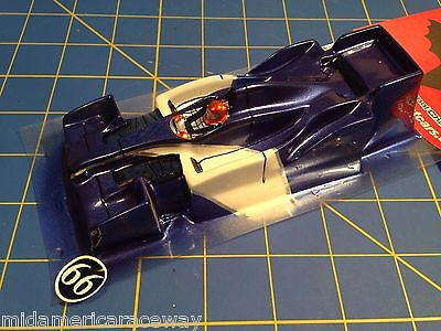 F-1 Eurosport 32 scale painted body 1/32 from Mid America Raceway 66