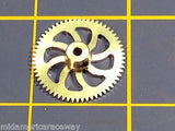 Sonic Light 3/32 64 Pitch 60 Tooth Aluminum Drag Spur Gear Mid America Raceway