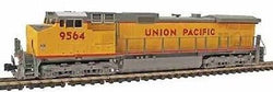 KATO N SCALE 176-3613 GE C44-9W Union Pacific #9564