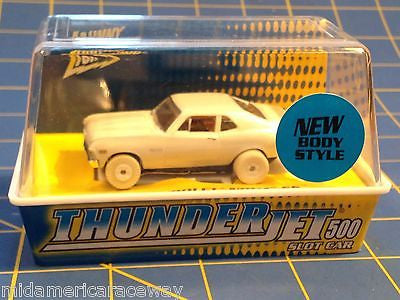 Johnny Lightning 71 Nova SS White Lightning IWheels from MidAmerica