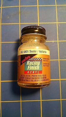 Pactra RC5801 Sealer 1oz Acrylic Racing Finish Polycarbonate Lexan Paint