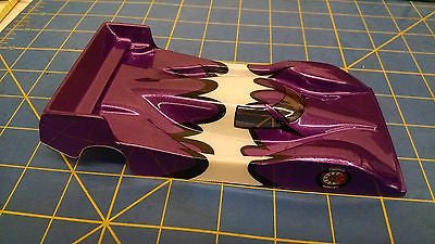 JK Trimmed & Painted Body Mazda Purple 1/24 slot car body Mid America