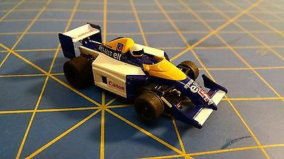 TYCO Renault CANON elf #5 Indy F1 HO RTR Car Mid America B9118