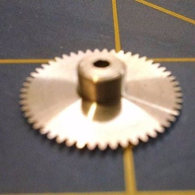 Sonic 3/32 axle 64 Pitch 51 Tooth Aluminum Drag Spur Gear Mid America Raceway