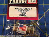 Parma 285J 35 OHM Resistor for Economy Controller from Mid America Raceway