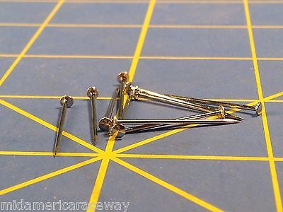 Slick-7 S7-14 10 pack Body Mounting Pins1/24 Slot Car Mid America Raceway