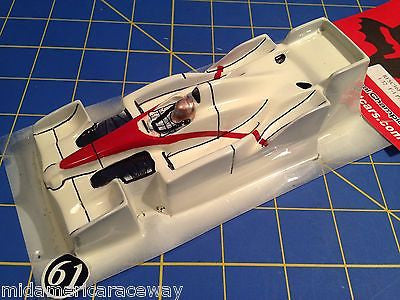 F-1 Eurosport 32 scale painted body 1/32 from Mid America Raceway 61