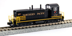 KATO N GAUGE 176-4371 NW2 NP #102 from Naperville