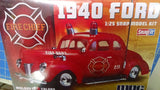 MPC 1940 Ford Firechief Model Kit -Mid-America Naperville