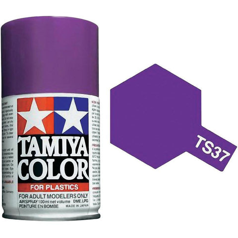 Tamiya TS-37 Lavender Spray Paint Can 3 oz 100ml 85037 Mid-America Naperville