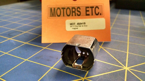 Motor ETC 2641 26D Cha Can W/ Arco Magnets 1/24 slot car Mid America Naperville
