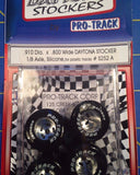 Pro Track S252A Daytona stockers .910 x .800 Silicone Tires 1/8 axle Mid America